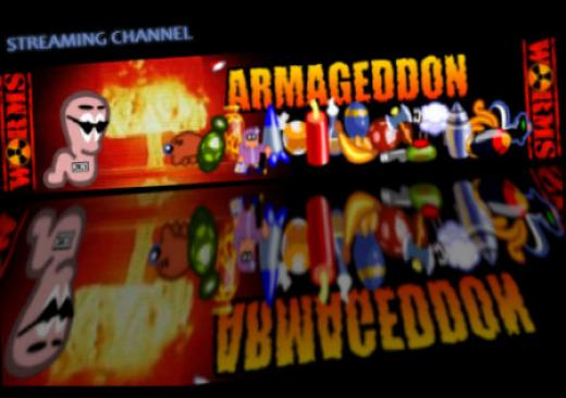 Worms Armageddon Streaming Channel. [url=http://www.twitch.tv/vanmageddon]Visit »[/url]