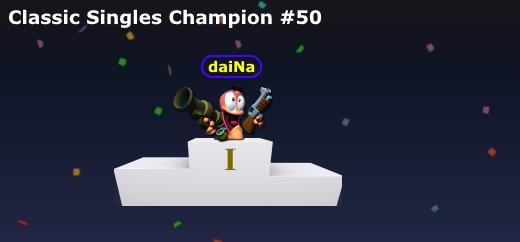daiNa beat lalo 3-2 in the [url=http://www.tus-wa.com/leagues/classic-playoffs/?s=50]final[/url]